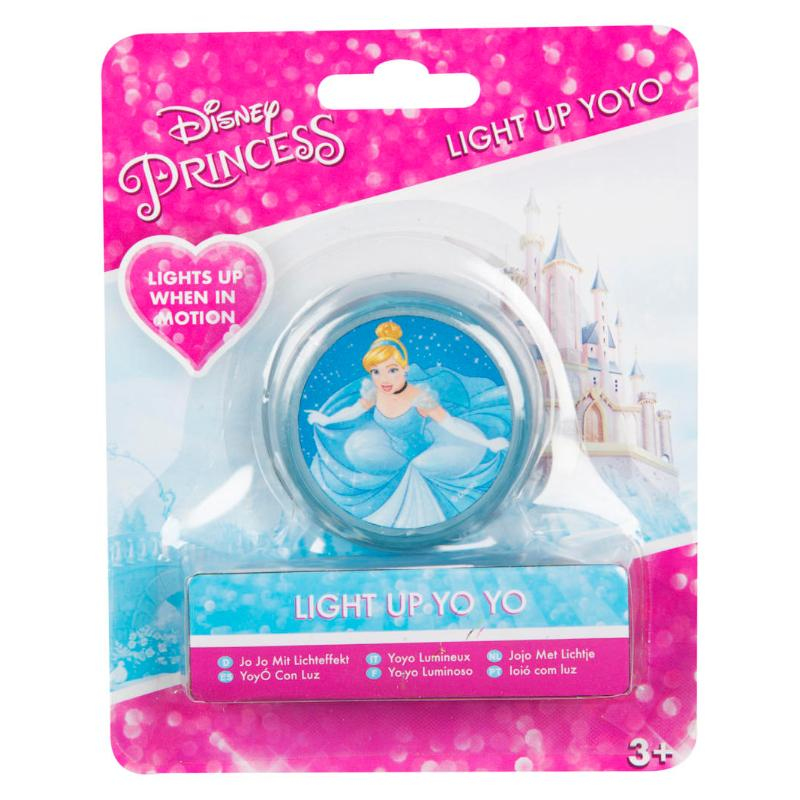 DISNEY PRINCESS LIGHT UP YO YO