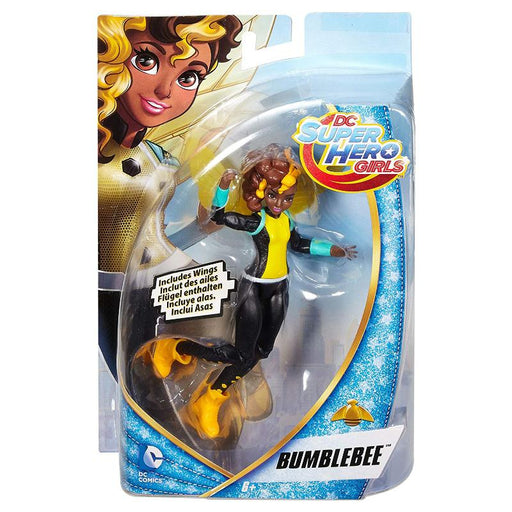 "DC Superhero Girls Bumblebee 6"" Action Figure"