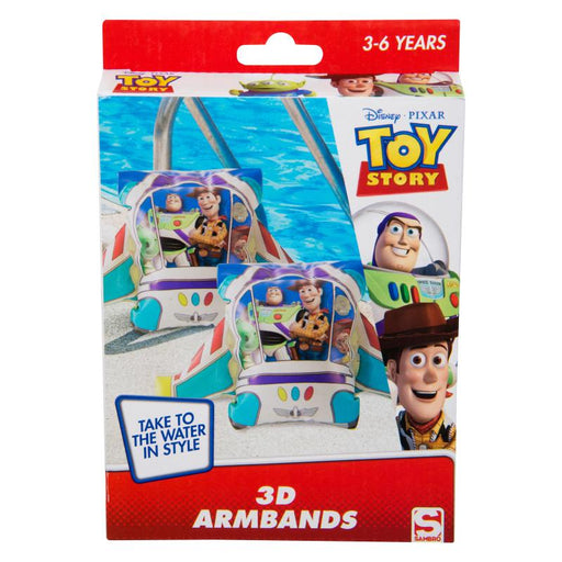 DISNEY PIXAR TOY STORY 3D ARMBANDS
