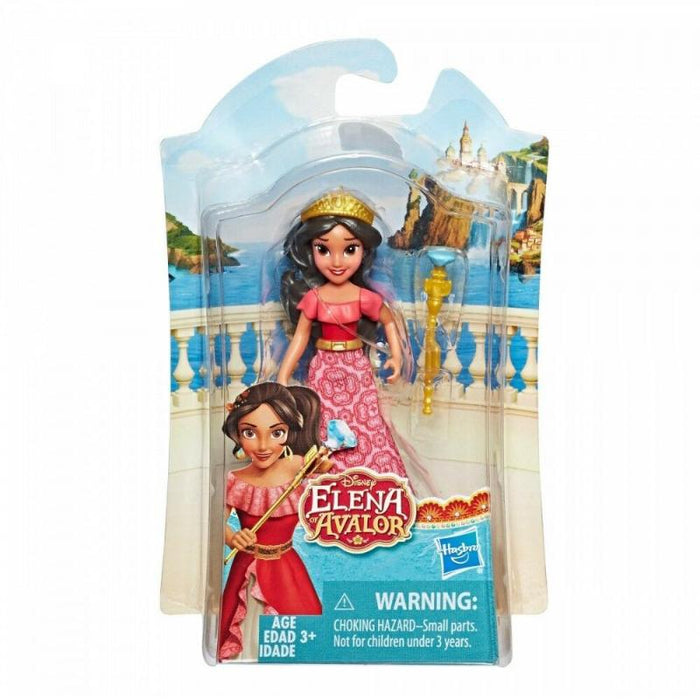 DISNEY ELENA OF AVALOR MINI 8CM FASHION DOLL