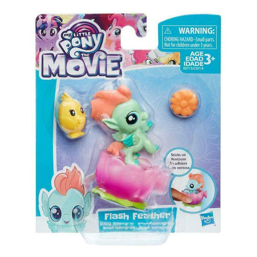 MY LITTLE PONY MOVIE FLASH FEATHER BABY HIPPOGRIFF FIGURE