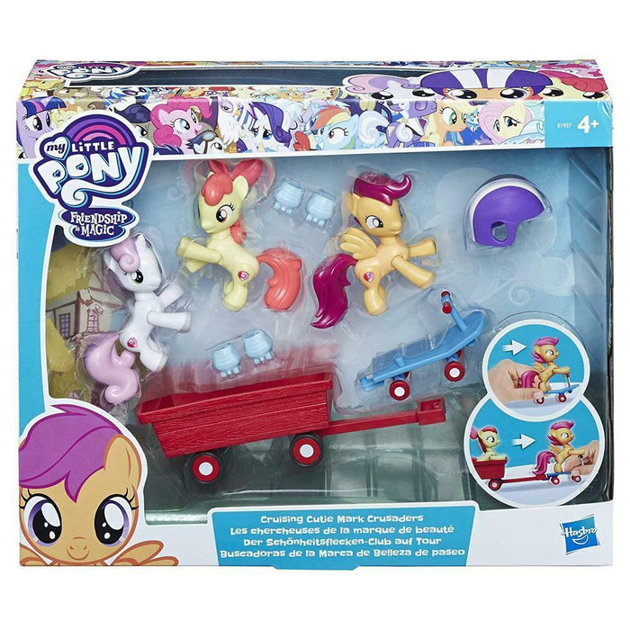 My Little Pony Cruising Cutie Mark Crusaders Play Set