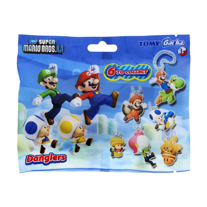 SUPER MARIO DANGLERS FIGURE TOMY BLIND BAG