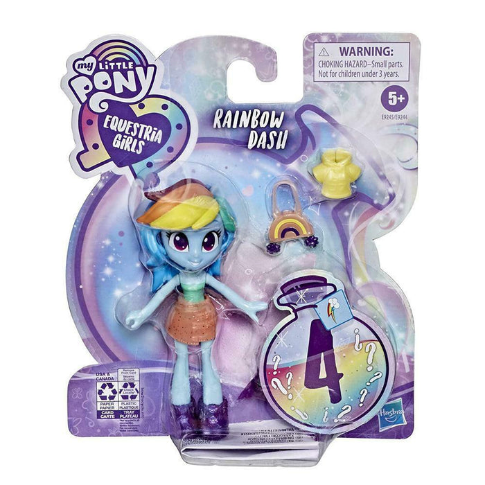 My Little Pony Equestria Girls Rainbow Dash Fashion Squad Figure