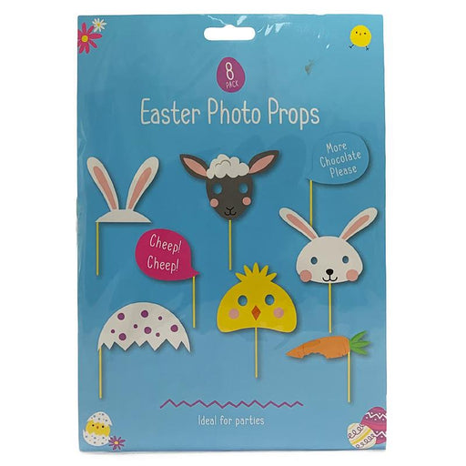 Easter Photo Props 8 Pack