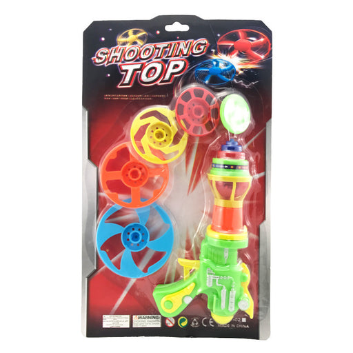 SPINNING TOP SHOOTER SET