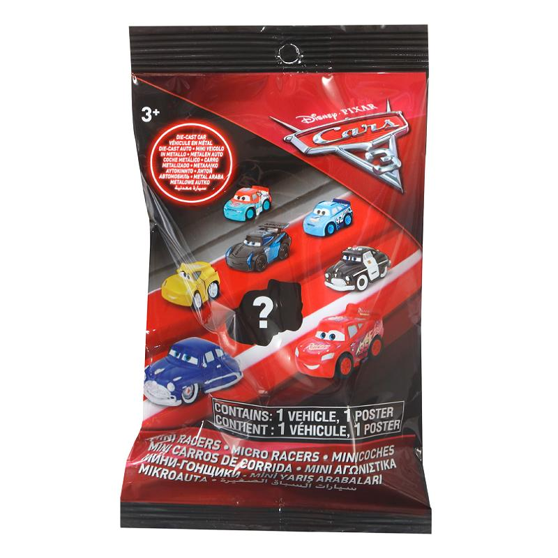 DISNEY CARS MINI RACERS BLIND BAG