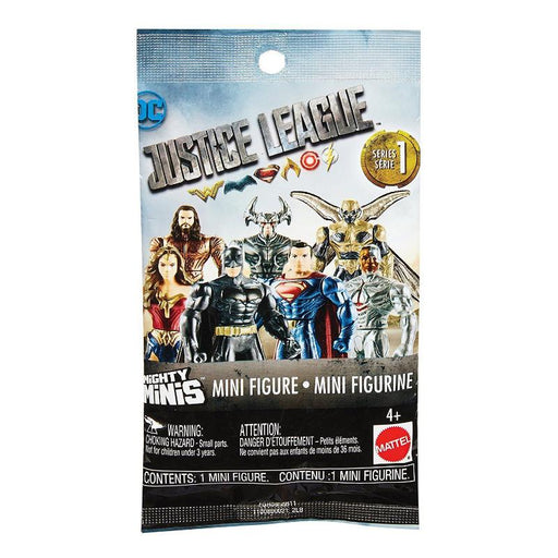 DC JUSTICE LEAGUE MIGHTY MINIS BLIND BAG
