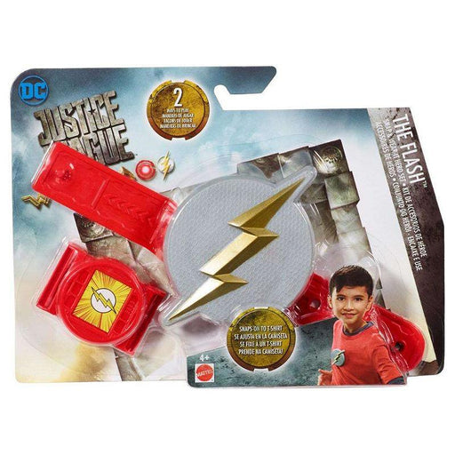 DC JUSTICE LEAGUE SNAP & WEAR HERO SET - THE FLASH