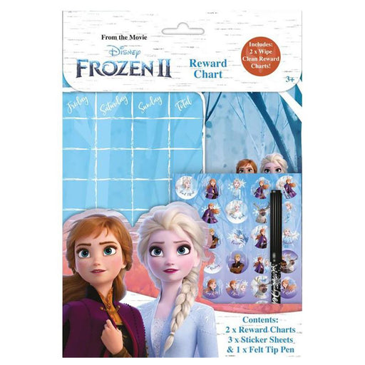 DISNEY FROZEN 2 REWARD CHART