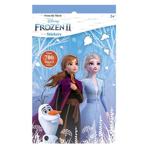 DISNEY FROZEN 2 700 STICKER PAD