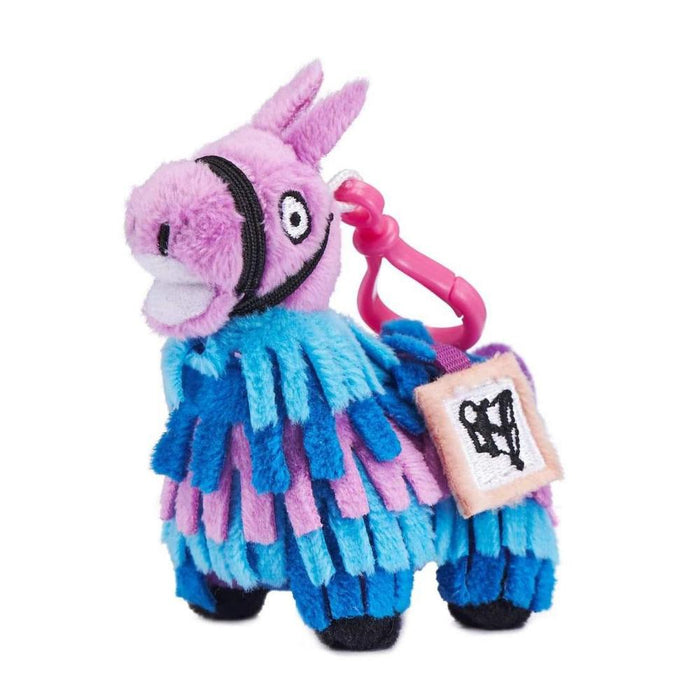 FORTNITE LLAMA PLUSH 8CM KEYCHAIN BAG CLIP