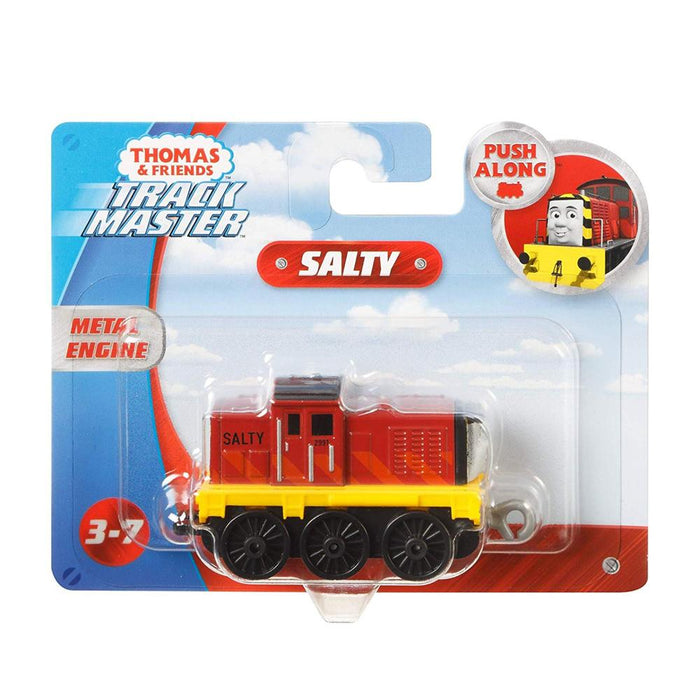 Thomas & Friends Track Master Push Along Salty Train