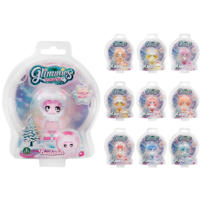 GLIMMIES POLARIS LIGHT UP MINI FIGURE