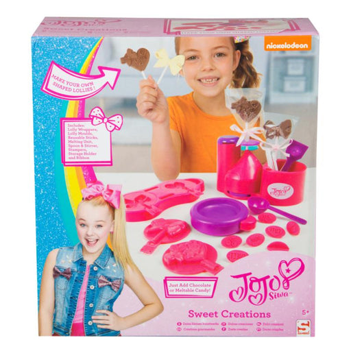 JOJO BOWS SIWA SWEET CREATIONS