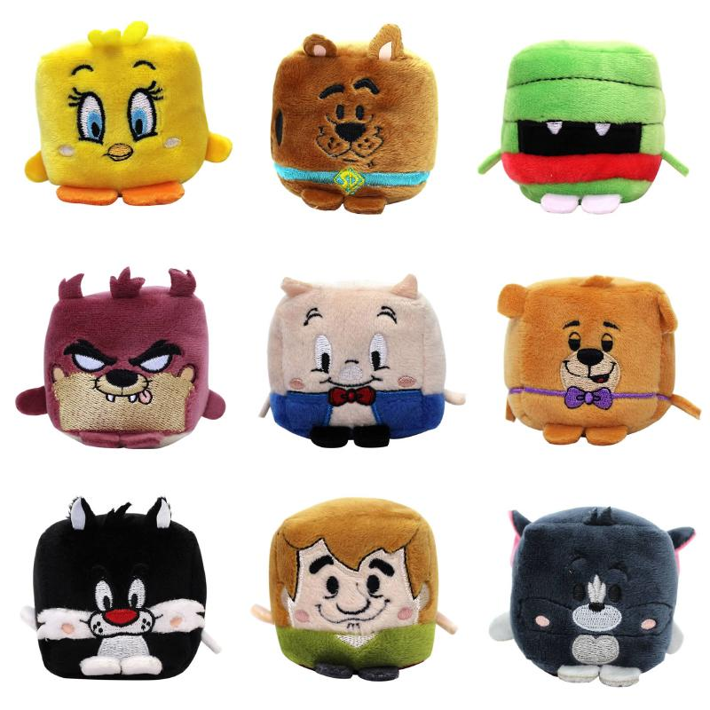 "WARNER BROS KAWAII CUBES 2"" SOFT PLUSH TOY"