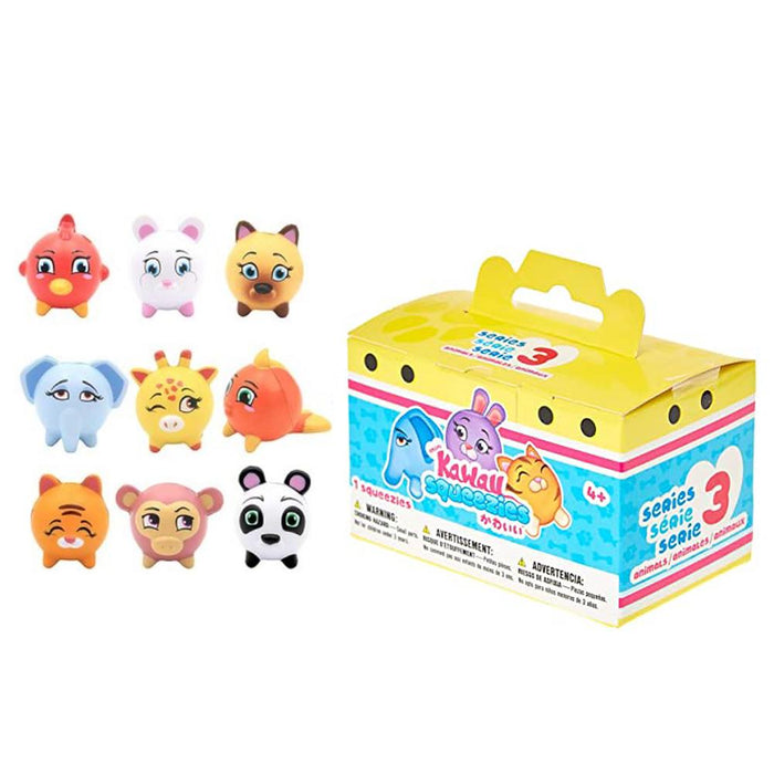 Kawaii Squeezies Series 3 Mini Figure Blind Box