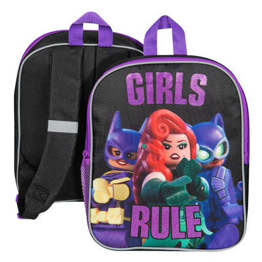 LEGO BATMAN MOVIE GIRLS RULE JUNIOR BACKPACK
