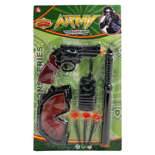 SUPER ARMY ACTION ROLE PLAY SET