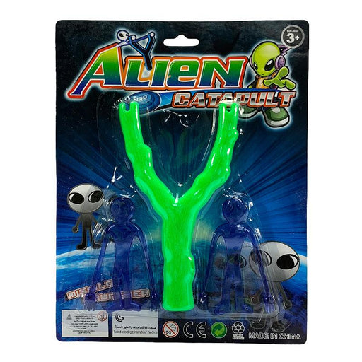 SPLAT ALIEN CATAPULT