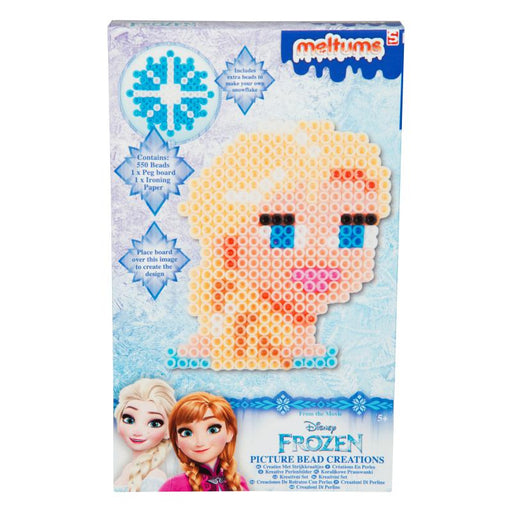 DISNEY FROZEN MELTUMS 550PC BEAD CREATIONS SET