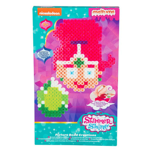 SHIMMER & SHINE MELTUMS 550PC BEAD CREATIONS SET