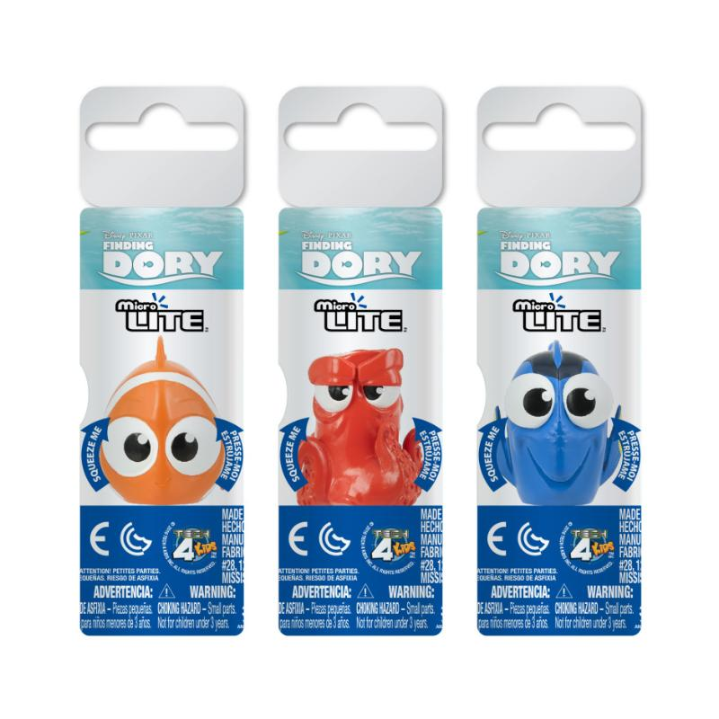 FINDING DORY MICRO LITE MINI TORCH