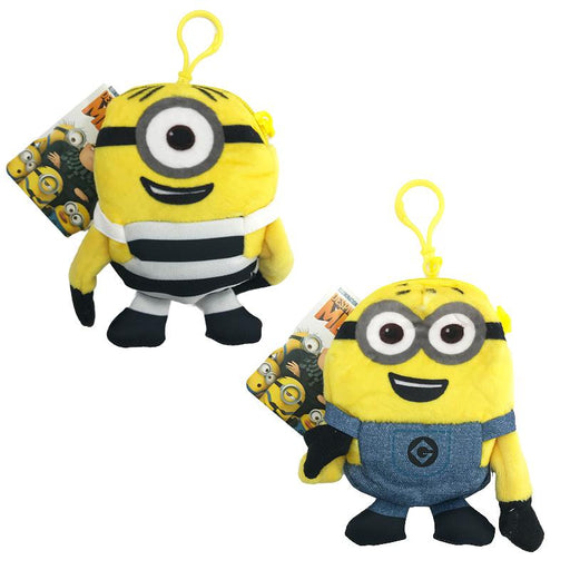 DESPICABLE ME MINIONS PLUSH COIN POUCH
