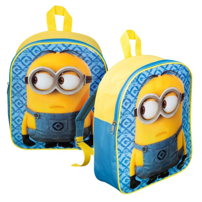 DESPICABLE ME MINIONS JUNIOR BACKPACK
