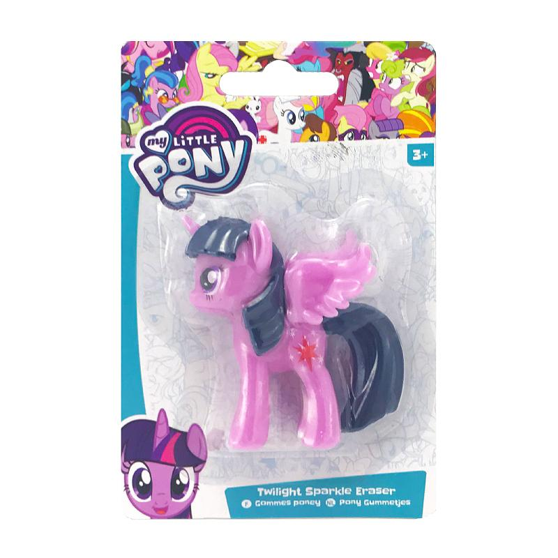 MY LITTLE PONY MINI 3D PUZZLE ERASER - TWILIGHT SPARKLE