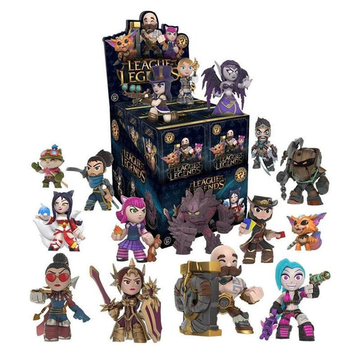 FUNKO LEAGUE OF LEGENDS MYSTERY MINIS VINYL FIGURE
