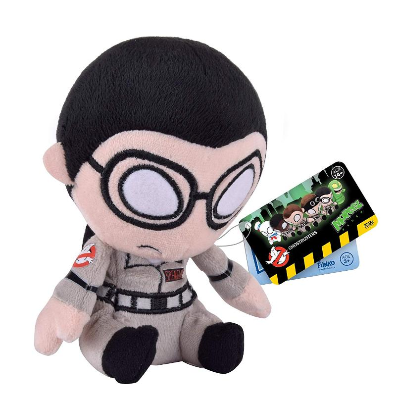 "Funko Mopeez Ghostbusters Dr Egon Spengler 4"" Soft Plush Toy"