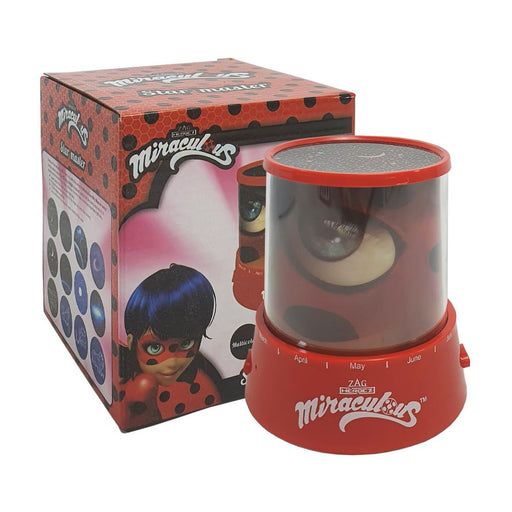 MIRACULOUS STAR MASTER LAMP NIGHT LIGHT