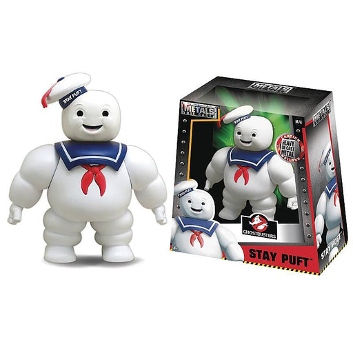 "METALFIGS GHOSTBUSTERS STAY PUFT 6"" JADA FIGURE"