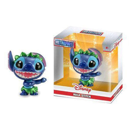 "METALFIGS DISNEY HULA STITCH 2.5"" JADA FIGURE"