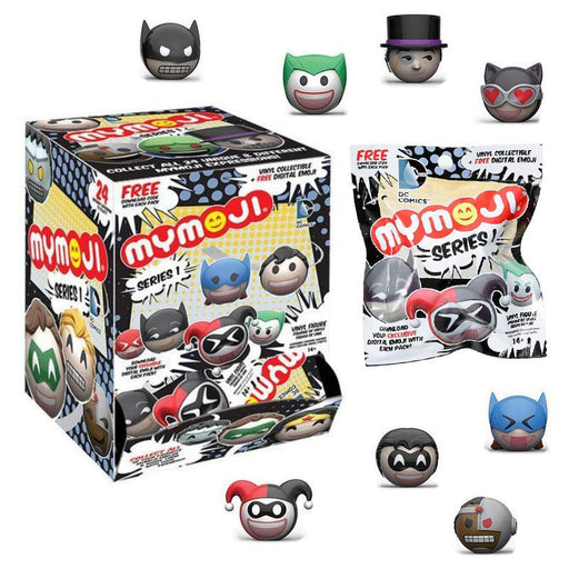 DC COMICS MYMOJI BLIND BAG