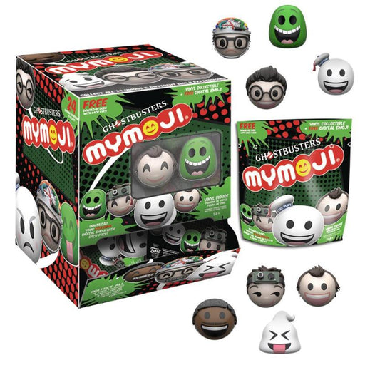 Ghostbusters MyMoji Blind Bag