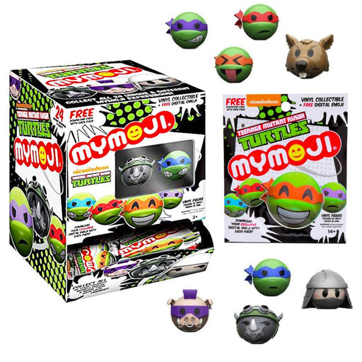 Teenage Mutant Ninja Turtles MyMoji Blind Bag