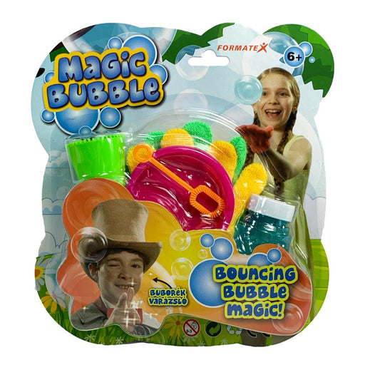 Magic Bouncing Bubble Gloves
