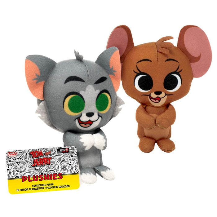 "Funko Tom and Jerry Plushies Collectible 5"" Soft Plush Toy"