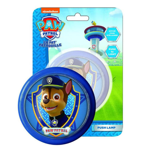 PAW PATROL CHASE PUSH LIGHT