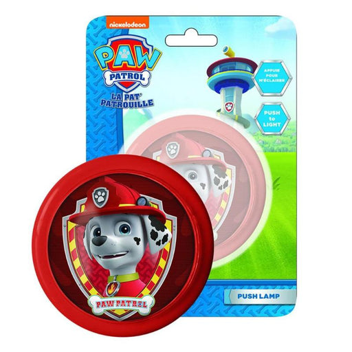 PAW PATROL MARSHALL PUSH LIGHT