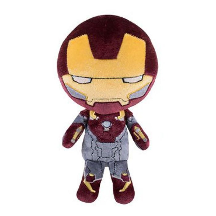 "FUNKO SPIDERMAN HOMECOMING IRON MAN 8"" PLUSH"