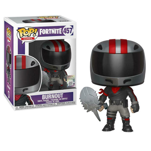 Funko POP Fortnite Burnout Collectible Vinyl Figure