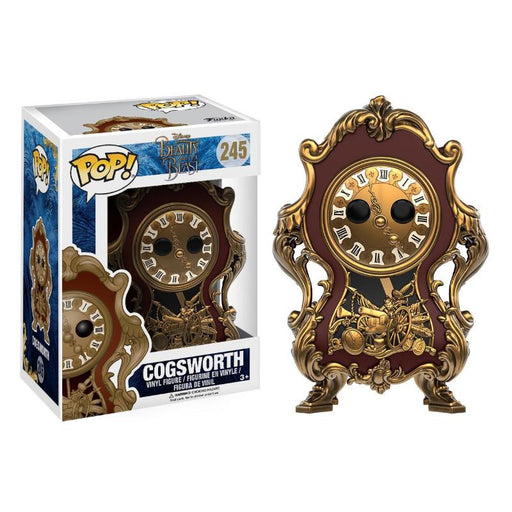 FUNKO POP BEAUTY & THE BEAST COGSWORTH VINYL FIGURE