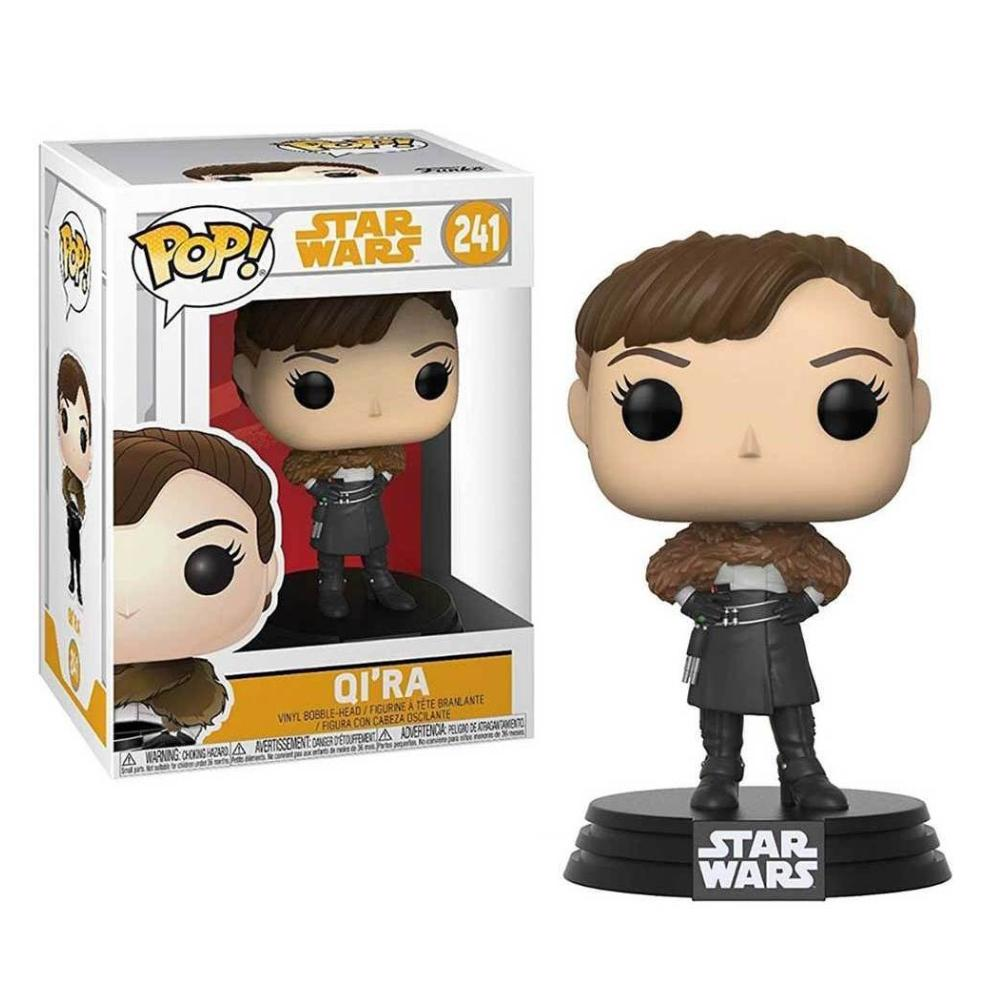 FUNKO POP STAR WARS QI'RA VINYL FIGURE