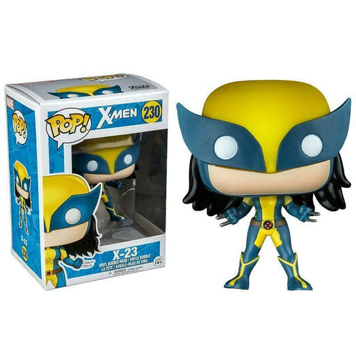 FUNKO POP MARVEL X-MEN X-23 COLLECTIBLE VINYL FIGURE