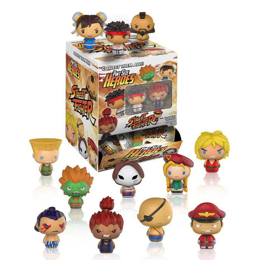 FUNKO PINT SIZE HEROES STREET FIGHTER FIGURE BLIND BAG