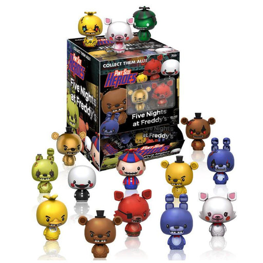 FUNKO PINT SIZE HEROES FIVE NIGHTS AT FREDDYS FIGURE BLIND BAG