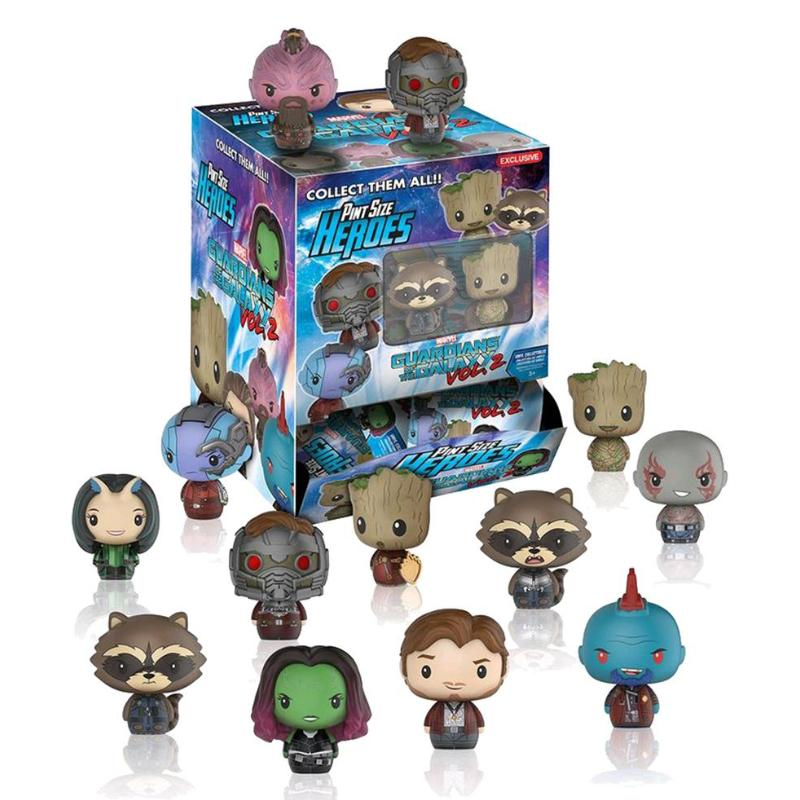 FUNKO PINT SIZE HEROES GUARDIANS OF THE GALAXY FIGURE BLIND BAG